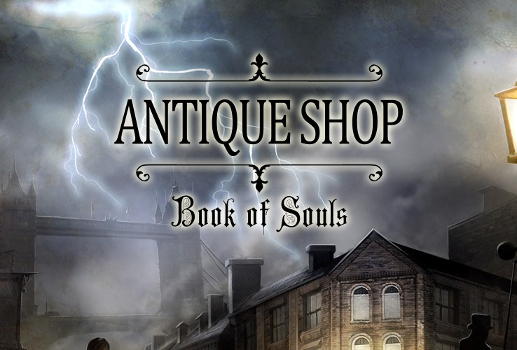 Antique Shop Book Of Souls