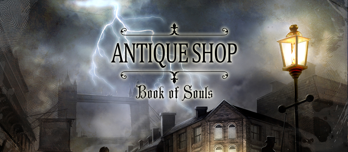 Antique Shop Book Of Souls