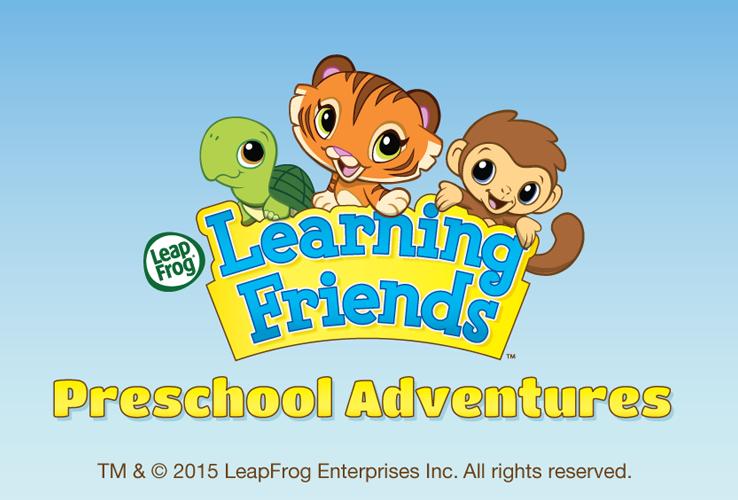 LeapFrog Preschool Adventures