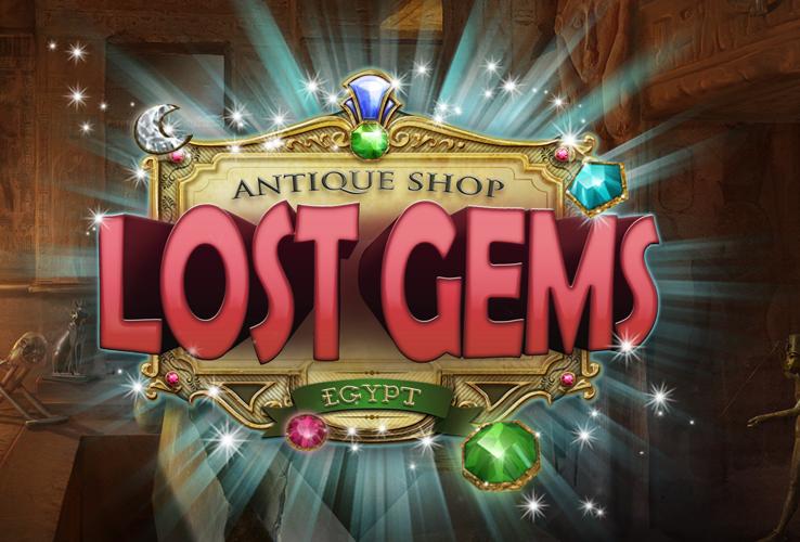 Antique Shop: Lost Gems