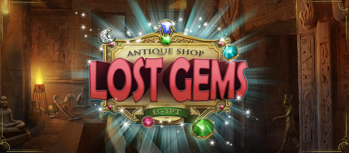Antique Shop: Lost Gems