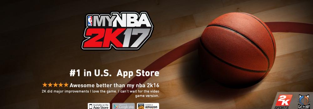 My NBA2K17