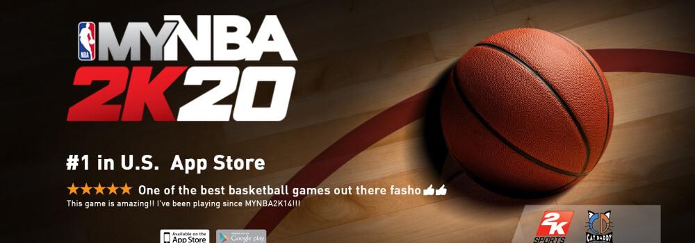 My NBA2K Mobile (2K20, 2K19, 2K18, 2K17)